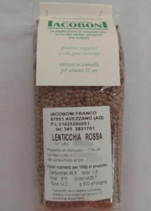 Lenticchie rosse 2