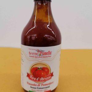 Passata pomodori pera d'Abruzzo (Terre di Pianella) 0,33 L 1