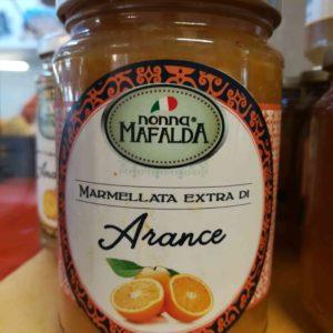 Confettura di arance 1