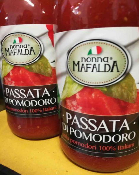 Passata di pomodoro 0,5l Nonna Mafalda 1