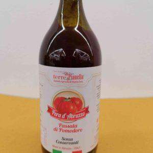 Passata pomodori pera d'Abruzzo (Terre di Pianella) 0,66 L 1