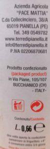 Passata pomodori pera d'Abruzzo (Terre di Pianella) 0,66 L 2