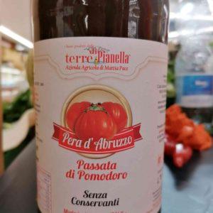 Passata pomodori pera d'Abruzzo (Terre di Pianella) 1L 1