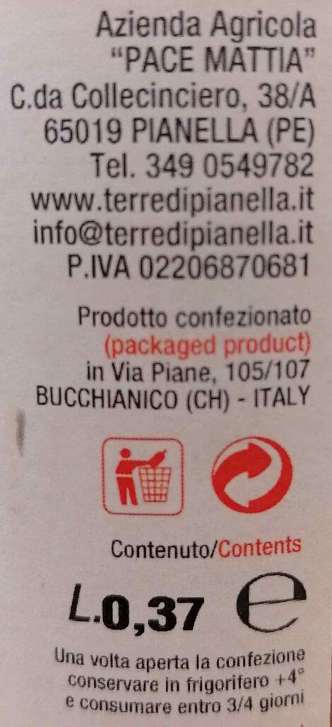Pezzetti di pomodori pera d'Abruzzo (Terre di Pianella) 2