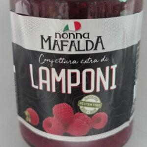 Confettura lamponi 1
