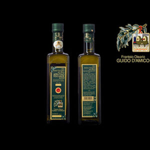 Olio extra vergine d'oliva D.O.P. aprutino pescarese - Frantoio D'Amico (500ml)
