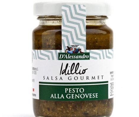 Pesto alla genovese D'Alessandro (90g)