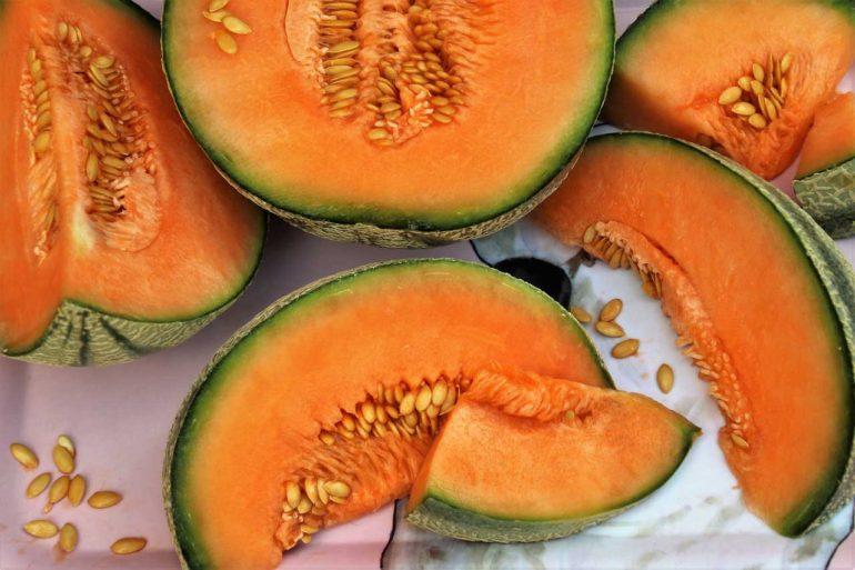 Le 10 proprietà del melone che non ti aspetteresti