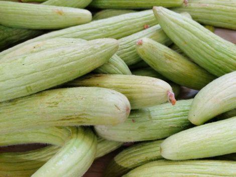 Cetrioli nostrani (cocombretti)