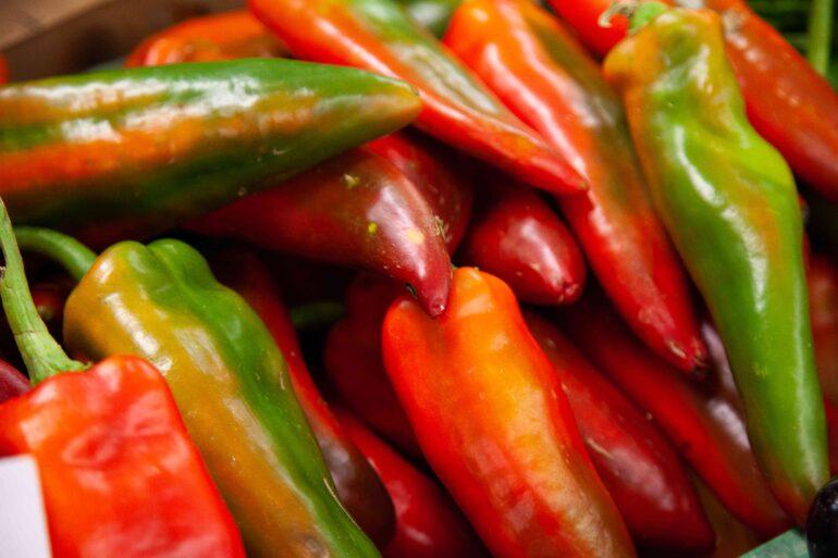 5 incredibili proprietà del peperone dolce