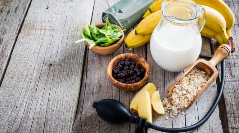 5 alimenti per combattere la pressione alta