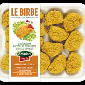 Birbe: bocconcini di pollo a Pescara