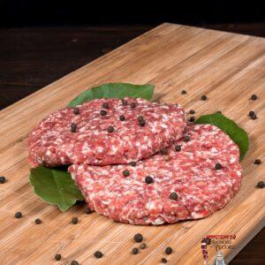 Hamburger di bovino al tartufo a Pescara