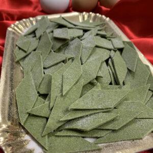 Maltagliati verdi