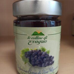 Confettura extra di uva nera