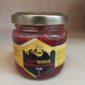 Miele con peperoncino