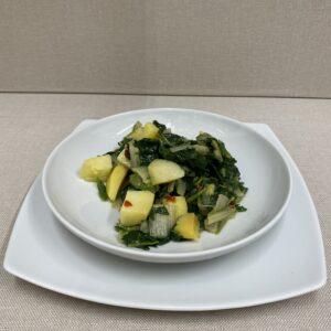 Bietola e patate