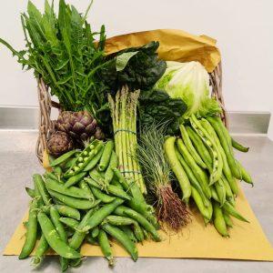 Kit verdura fresca di stagione