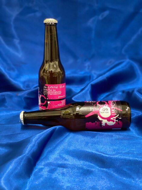Birra Almond Pink Ipa