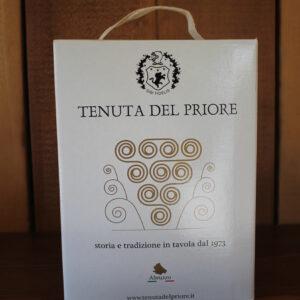Box: Tenuta del Priore vino rosso