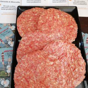 hamburger speck e provola